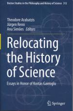relocating the history of science essays in honor of kostas  relocating the history of science essays in honor of kostas gavroglu
